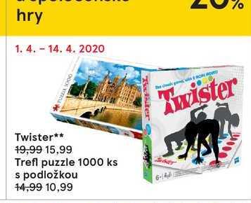 Trefl puzzle 1000 ks