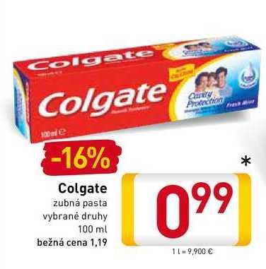 Colgate 100 ml