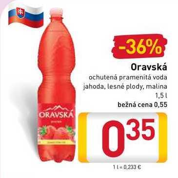 Oravská 1,5 l