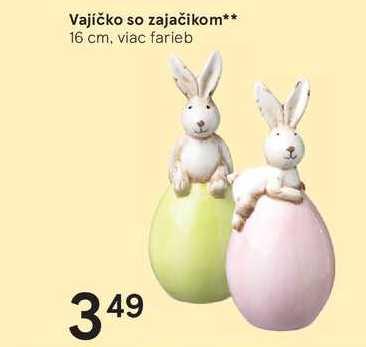 Vajíčko so zajačikom