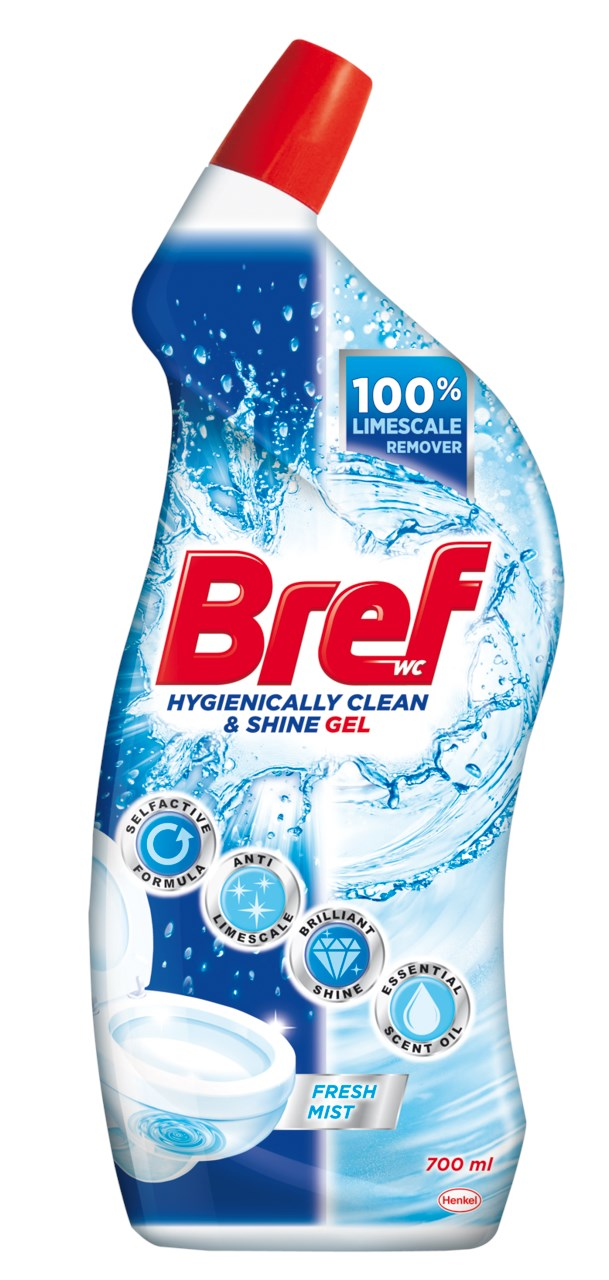 Bref WC gél fresh 1x700 ml