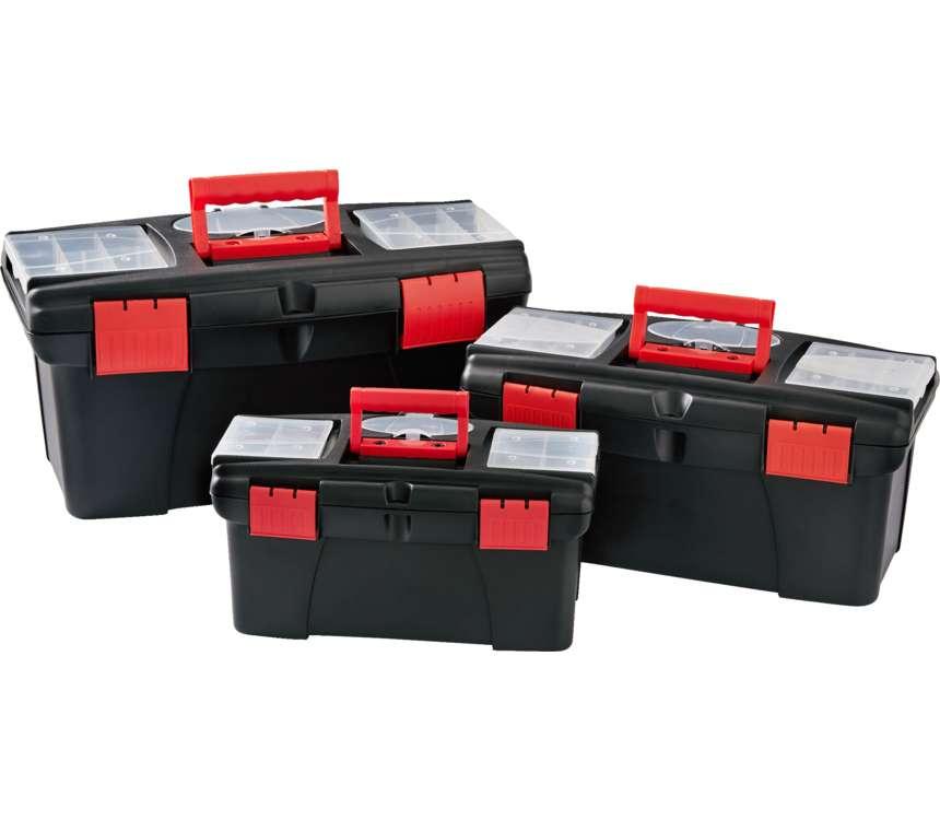Súprava kufríkov na náradie