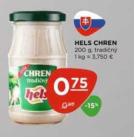 HELS CHREN 200 g
