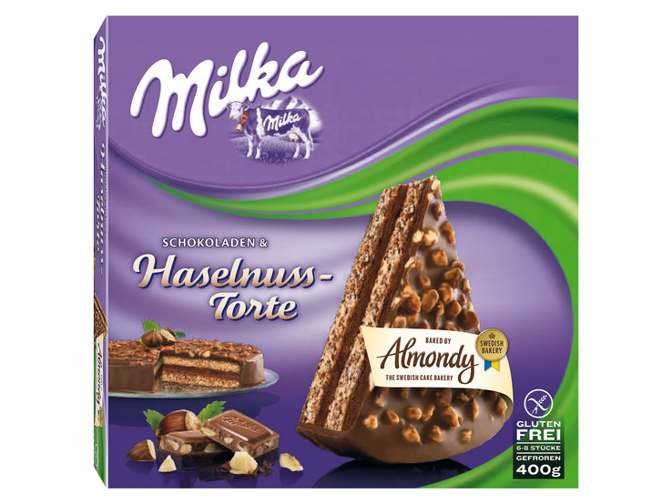 Milka/Daim torta