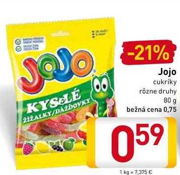 Jojo 80 g