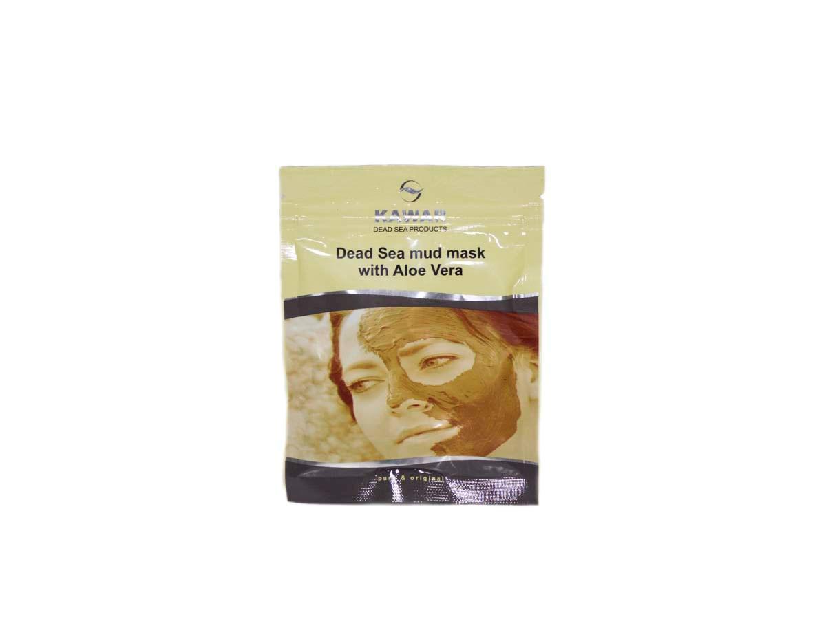 Kawar pleťová maska s aloe 1x75 g