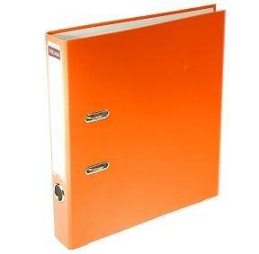 Šanón/zakladač A4/5cm pákový oranžový SIGMA 1ks