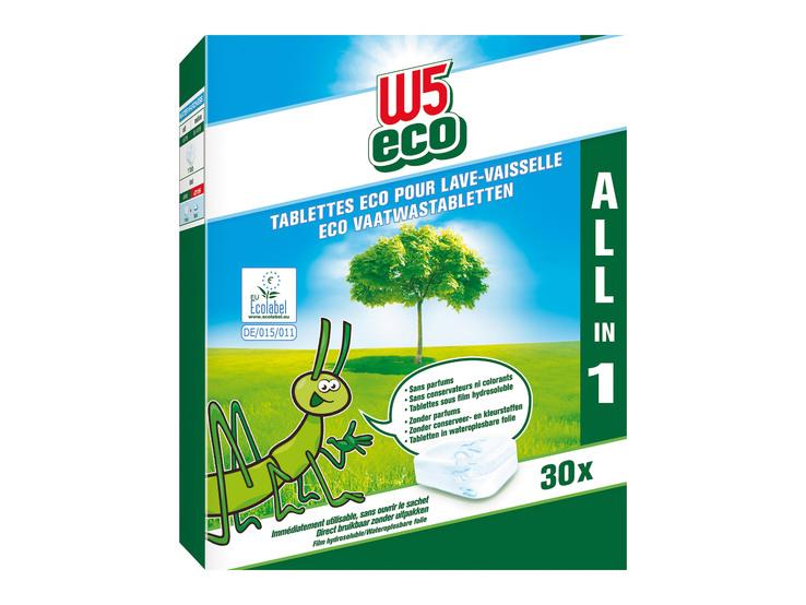 Eco tablety do umývačky riadu