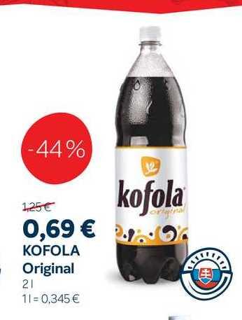 KOFOLA Original, 2 l