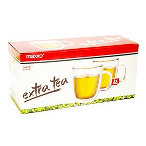 Termopohár Maxxo Tea 480ml 2ks