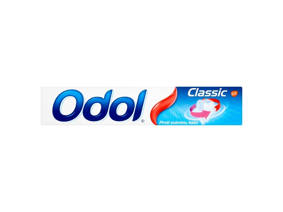 Odol classic zubná pasta 3x75 ml