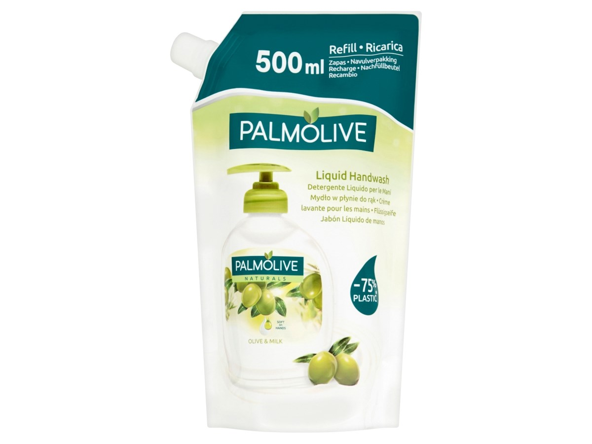 Palmolive Olive tekuté mydlo náhradná náplň 1x500 ml