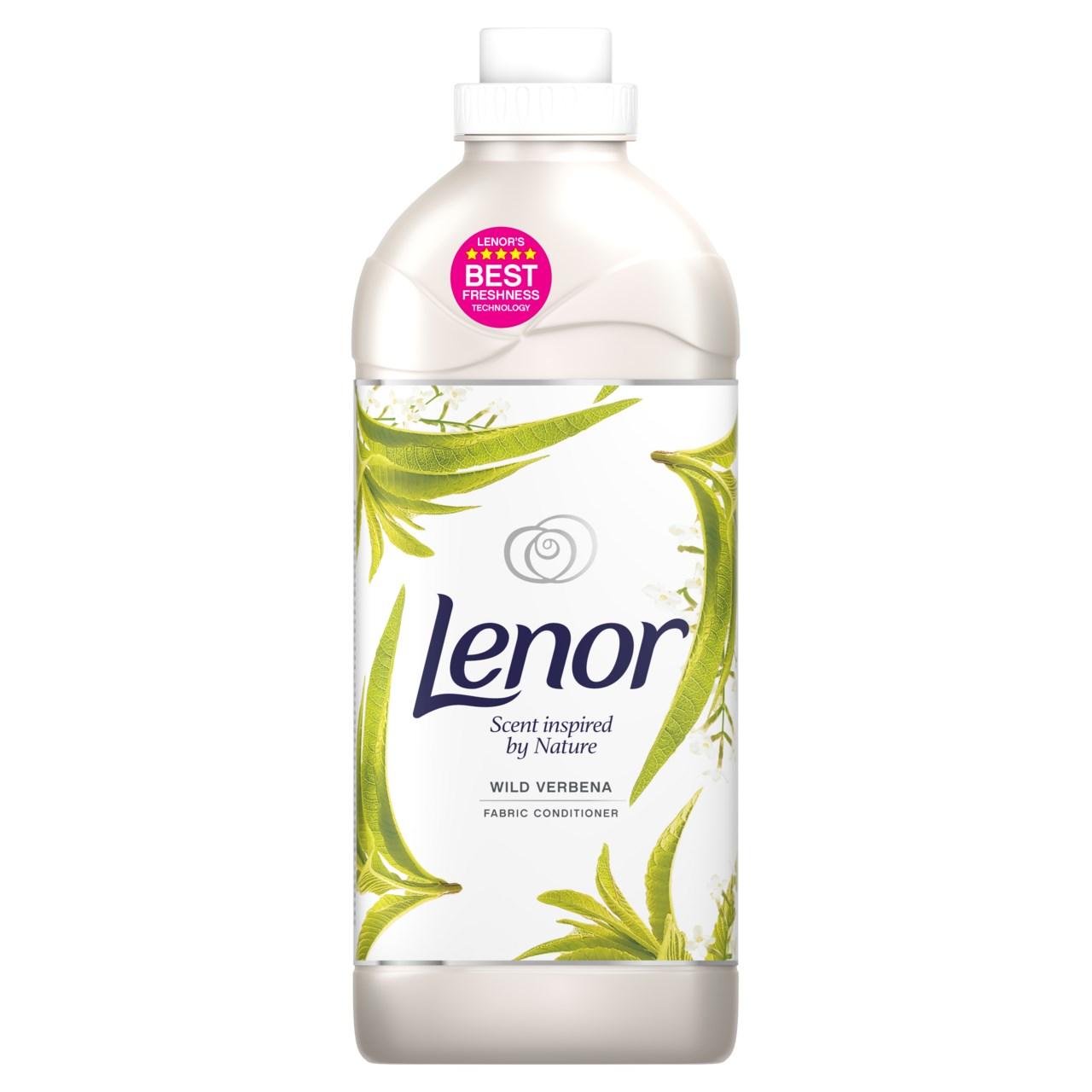 Lenor Wild Verbena aviváž 46 praní 1x1380 ml