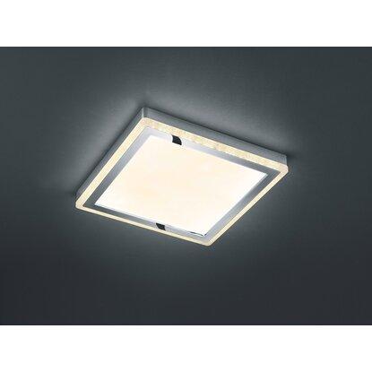 Stropné LED svietidlo Slide biele 2-ramenné 20W 2000lm teplá farba trieda: A+