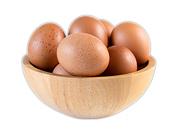 Vajcia slepačie veľkosť M 10 ks 1 bal.