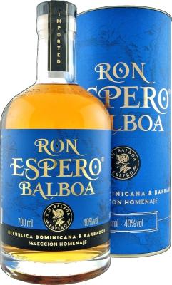 Ron Espero Balboa 40% 0,70 L