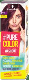 Farba na vlasy #Pure Color Washout, 5.99 šťastný čerešňový