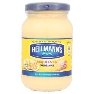 Majolenka originál Hellmann's