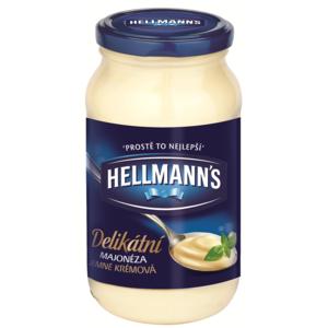 Delikátna majonéza Hellmann's