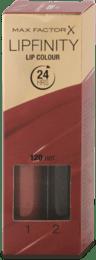 Rúž na pery Lipfinity, 120 HOT