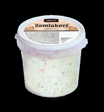 Zemiakový šalát 1 kg