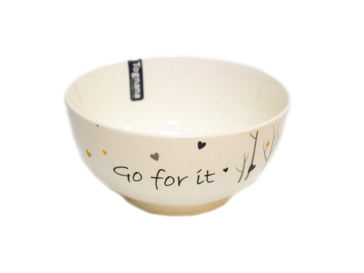 Miska Goldy porcelánová 14cm Tognana 1 ks