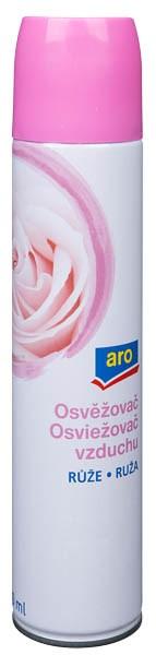 ARO Osviežovač vzduchu ruža 1x300 ml