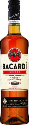 Bacardi Spiced 35% 1,00 L