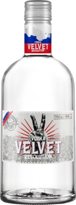 Velvet Revolution Vodka 38% 0,70 L