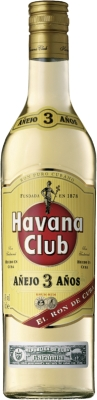 Havana Club 3YO 40% 0,70 L