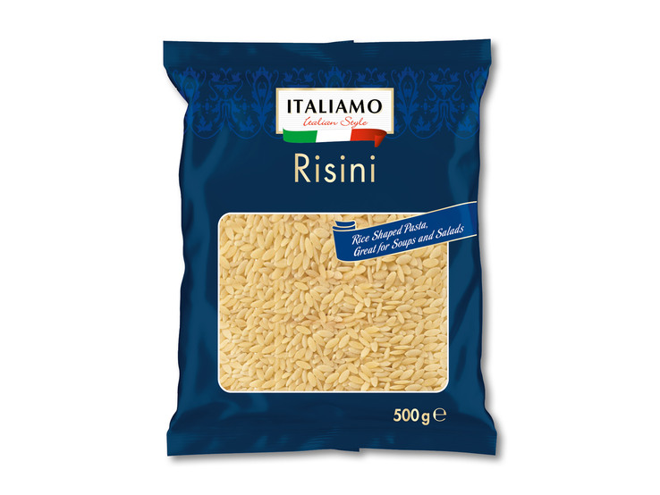 Cestovinová ryža Risini