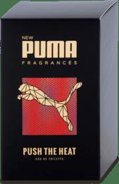 Toaletná voda Push The Heat, 50 ml