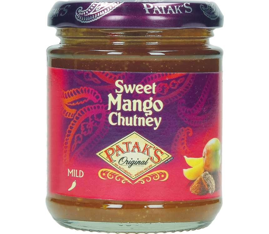Omáčka Mango Chutney
