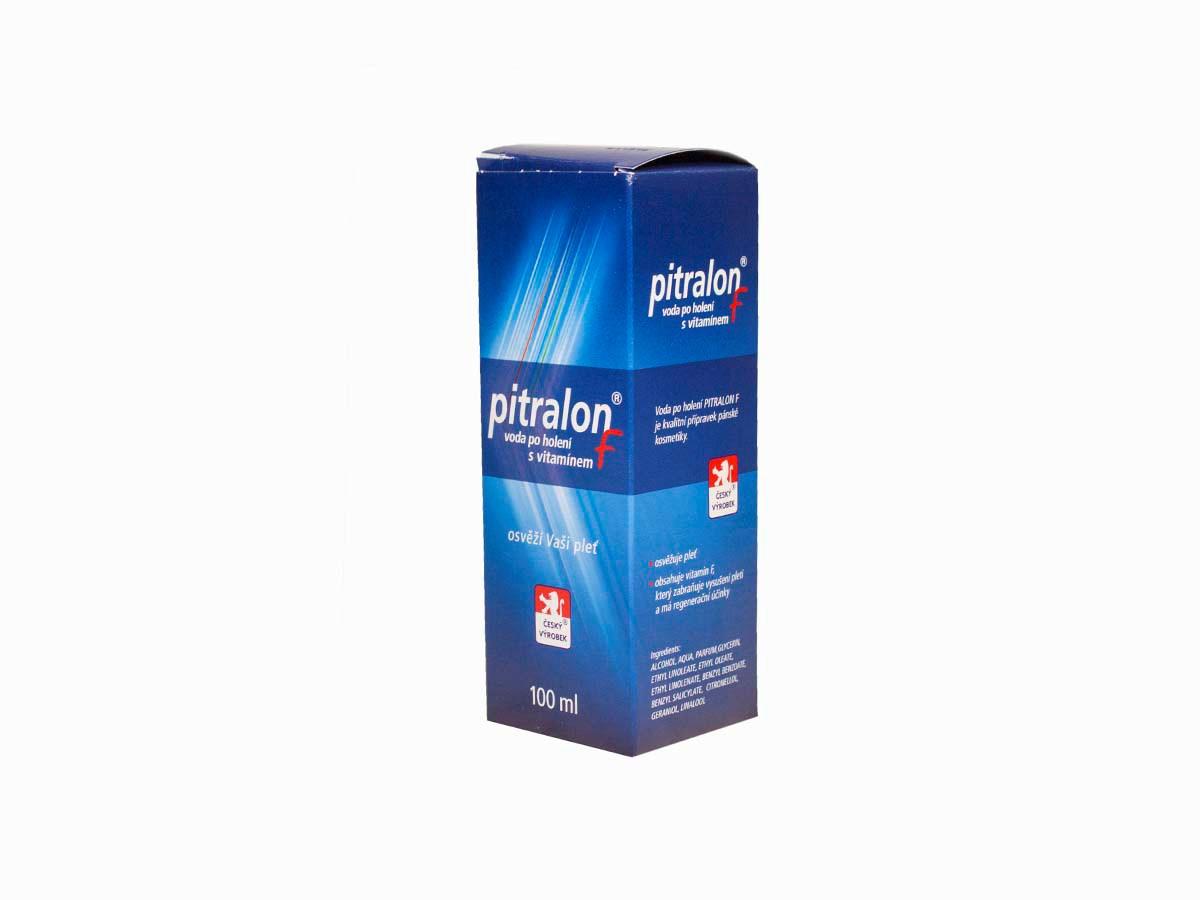 Pitralon voda po holení 1x100 ml