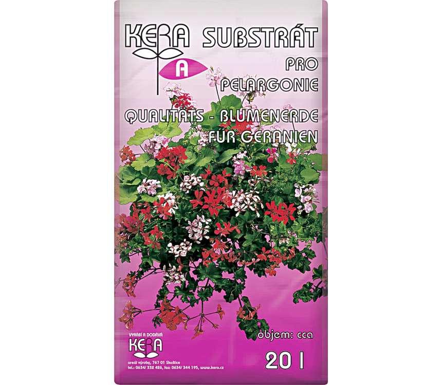 Kvetinový substrát