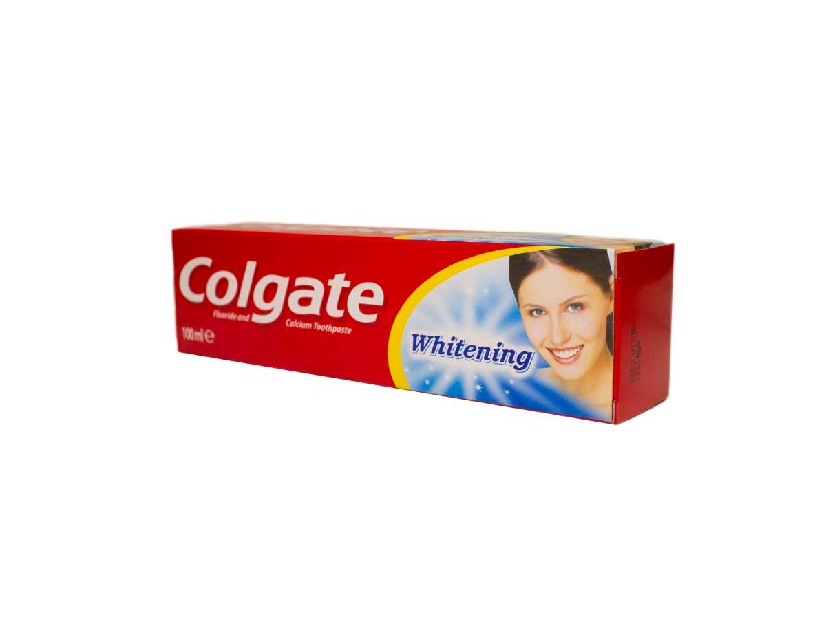 Colgate whitening zubná pasta 1x100 ml
