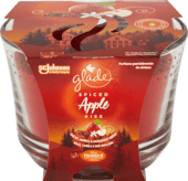 Vonná sviečka v skle Spiced Apple Kiss, 224 g
