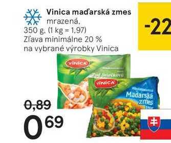 Vinica maďarská zmes, 350 g