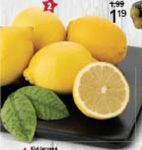 BIO citróny sieň