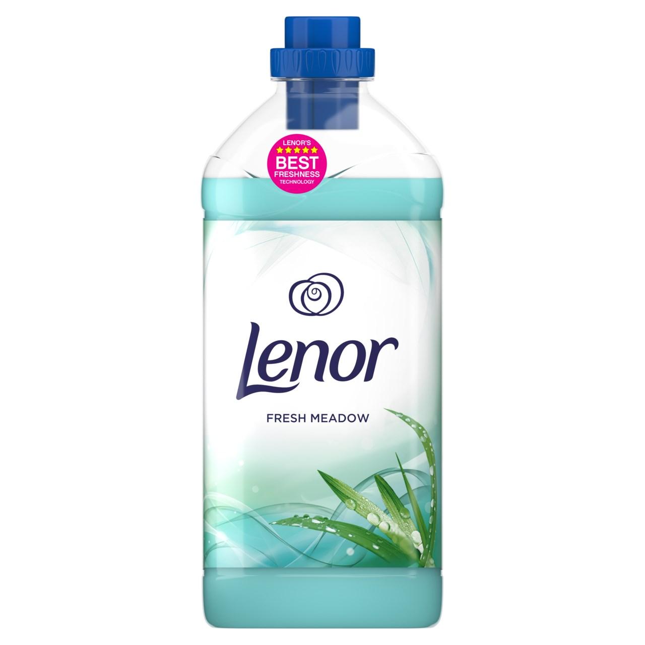Lenor Fresh Meadow aviváž 60 praní 1x1800 ml