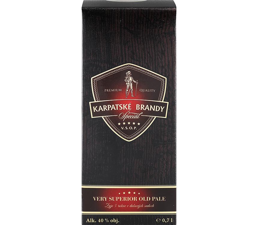 Brandy 1 darčekové balenie