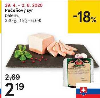 Pečeňový syr, 330 g