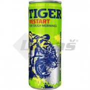 NÁPOJ ENERG. TIGER RESTART LEMON 250ml PLECH