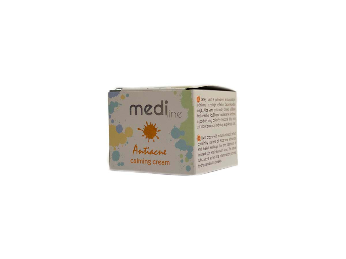 Medi antiakné upokojujúci krém 1x50 g