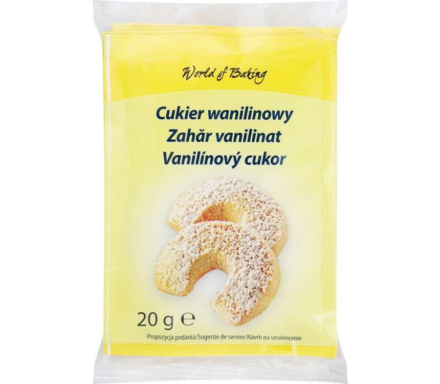 Vanilínový cukor