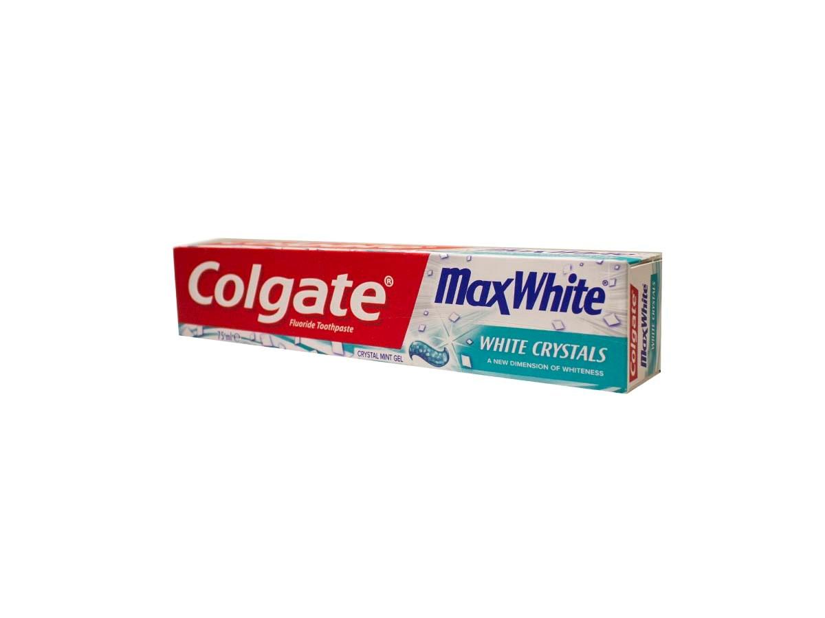 Colgate max white zubná pasta 1x75 ml