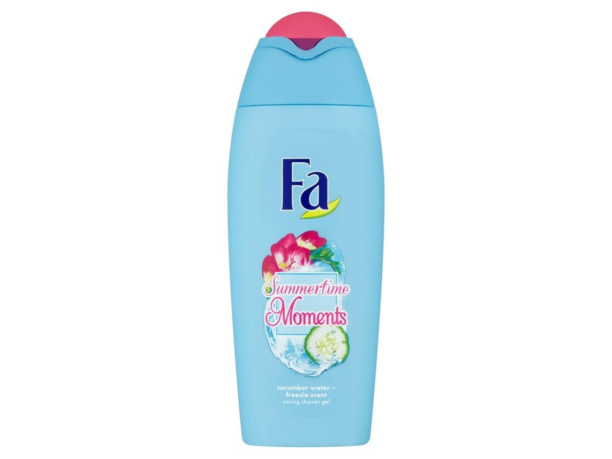 Fa Summertime sprchový gél dámsky 1x400 ml
