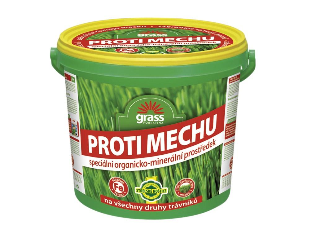 Prípravok proti machu 10kg 1ks
