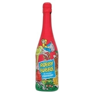 Detské Šampanské Robby Bubble