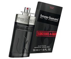 Bruno Banani Dangerous pánska toaletná voda 50ml